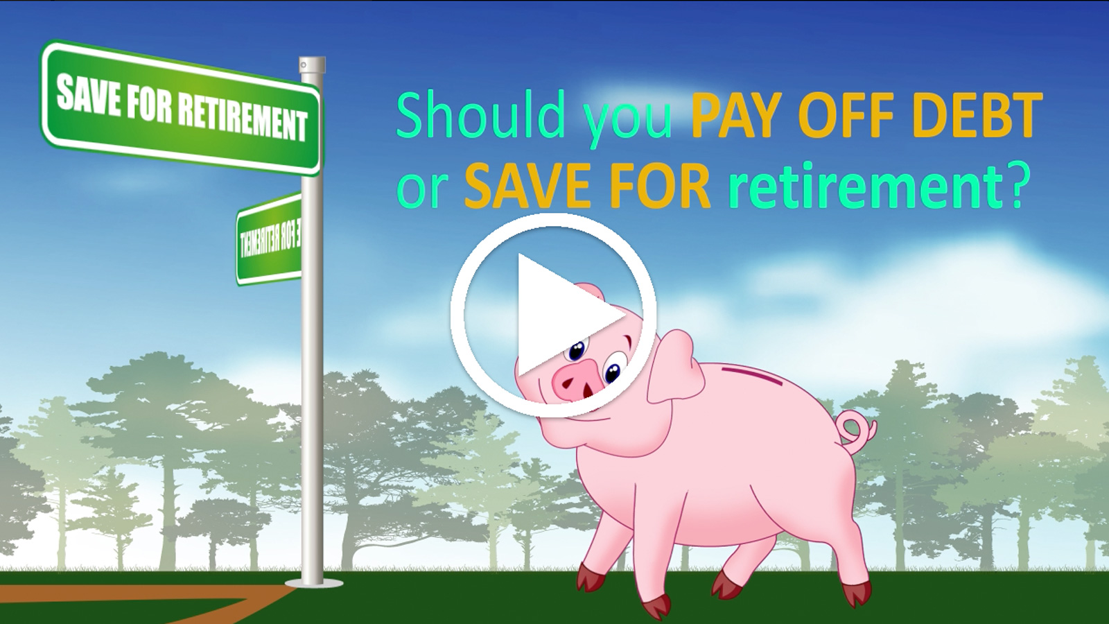 Should You Pay Off Debt or Save for Retirement?